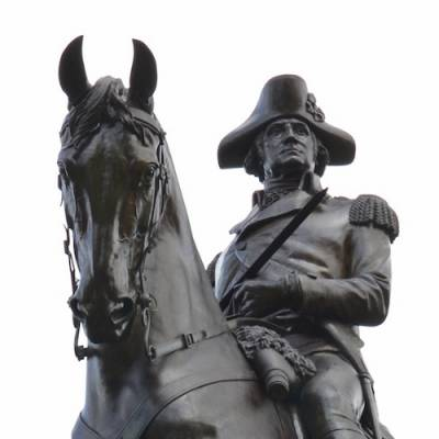 George Washington: The All American Equestrian