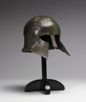 Greek - Corinthian Helmet - Walters 542304 - Three Quarter 295x350